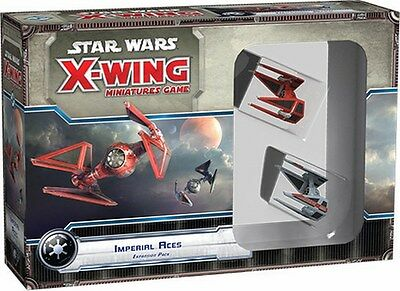 X-Wing Miniatures Game BNIB - Imperial Aces Expansion Pack