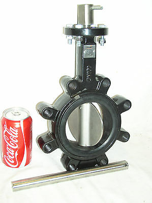 New Unused Belimo F6100Hdu 4 Inch 50Psi 50 Psi Ss Butterfly Valve Epdm Seat Usa