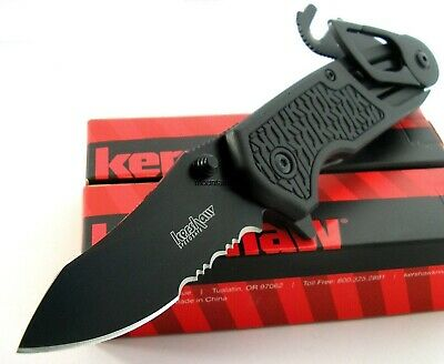Kershaw 8100 Funxion EMT Rescue Folder Assisted Opening Knife Multi Tool 8100