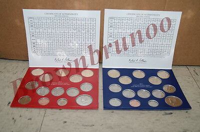 2013 United States Mint Uncirculated Coin Set 28 Coins Philadelphia & Denver P&D