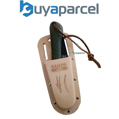 Bahco 396 Laplander Folding Pruning Saw Bushcraft with Leather Pouch BAH396LAP