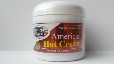 REDUCER HOT CREAM GEL CREMA REDUCTORA 4 Oz EXCESSIVE BODY FAT BURNER Weight Loss