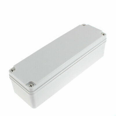 250mm x 80mm x 70mm Plastic Water Resistant Sealed Joint Electrical Junction Box