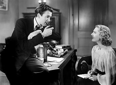 Photo Monsieur Smith Au Senat - James Stewart & Jean Arthur Ref (290920142)