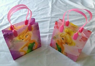 24 pcs Disney Tinkerbell Goody Gift Bag Girls Birthday Party Favor Filler Supply