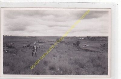 RPPC carte photo MADAGASCAR n22