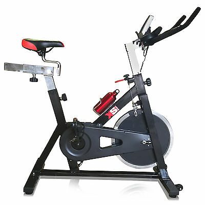 Pro Exercise Bike Training Fitness Cardio Workout Cycle Machine-Home Gym Indoor