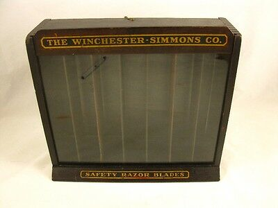 WINCHESTER STORE COUNTER Display Cabinet