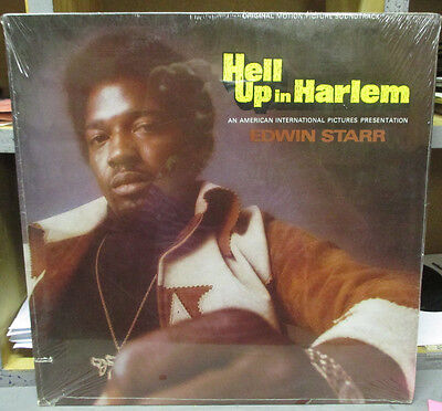 STARR,EDWIN  MOTOWN 802  HELL UP IN HARLEM  SS ST CC  $40.00