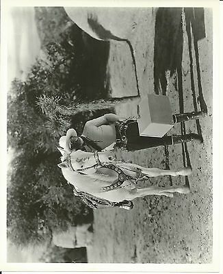 Lone Ranger Photo, 8 X10, With Silver Holding Box (19)