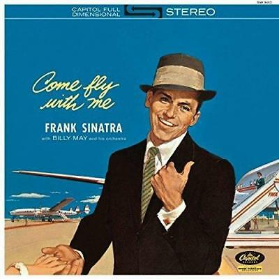 "Frank Sinatra - Come Fly With Me (NEW 12"" VINYL LP)"
