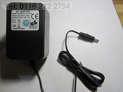 Output: 12VDC 1000mA AC/DC Adaptor Power Supply Model: LK-D120100 for Childs Car