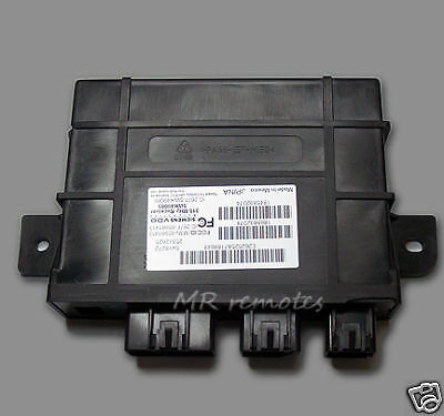 2008 CADILLAC CTS KEYLESS REMOTE START MODUAL RECEIVER