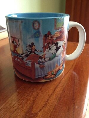 Mickey Mouse Through The Years Mug