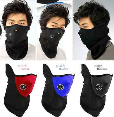 Ski Snowboard Motorcycle Bicycle Winter Neck Warmer Warm Sport Face Mask New