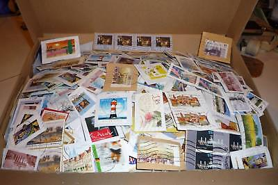 Germany Kiloware 400 grams commemoratives on paper