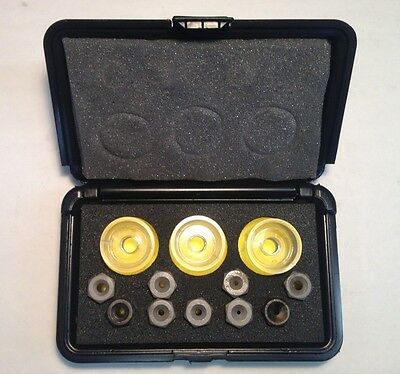 Drill Bushing Kit 12 Pieces