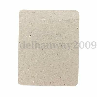 2pcs 148x118mm Mica Plates Cover Sheet Universal Microwave Oven Repairing Part