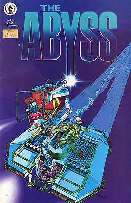 ABYSS #2 (of 2) - Back Issue