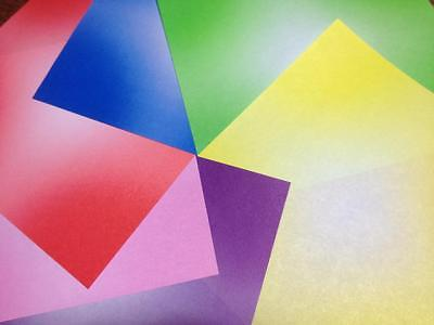 Gradation Origami Paper 48s 150 x 150 made in Japan 01