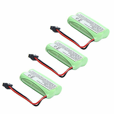 3pcs 2.4v 800mAh Home Phone Battery for Uniden BT-1021 BT-1025 BT-1008S BT-1008