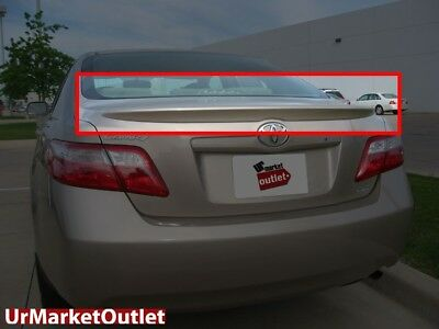 ABS Plastic Unpainted OE Style Rear Truck Spoiler Wing for Toyota 09-12 Matrix