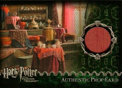 Harry Potter Prisoner of Azkaban Update Divination Class Prop Card 577/845