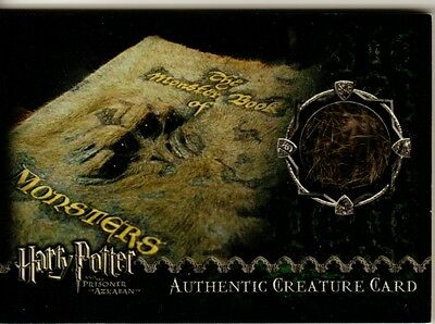Harry Potter Prisoner of Azkaban Update Creature Card 029/310 from ArtBox