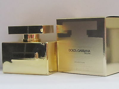Dolce & Gabbana The One Gold 2014 Edition For Women 2.5 oz Eau de Parfum Spray
