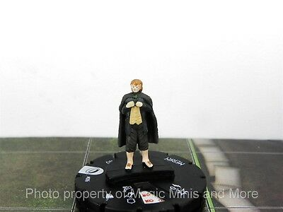 Lord of the Rings MERRY #6 HeroClix LOTR Fellowship miniature Wizkids/NECA #006