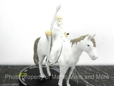 Lord of the Rings GANDALF SHADOWFAX #34 HeroClix LOTR Two Towers super rare #034