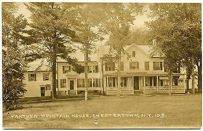 RPPC NY Adirondacks Chestertown Panther Mountain House Warren County
