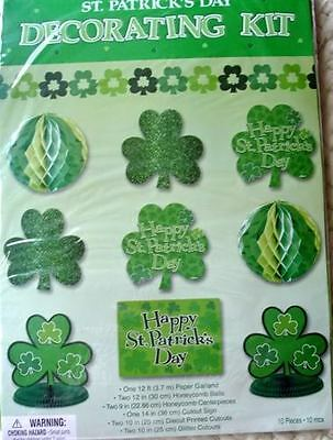 St. Patrick's Table & Party Decorating Kit Party Supplies
