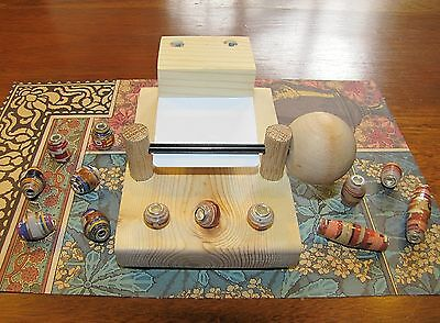 V3 European Style Paper Bead Roller Rolling Machine – Creates A Large 5mm Hole