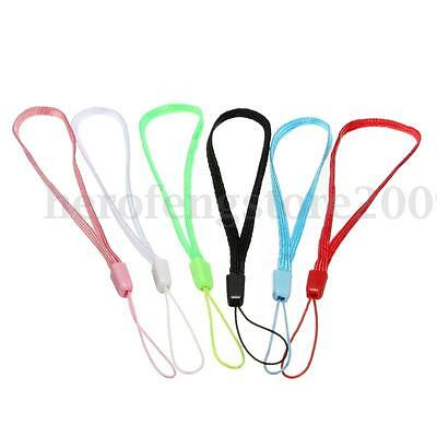 2-10Pcs Lanyard Cord Wrist Strap Holder For iPod Camera Phone Mobile USB MP4