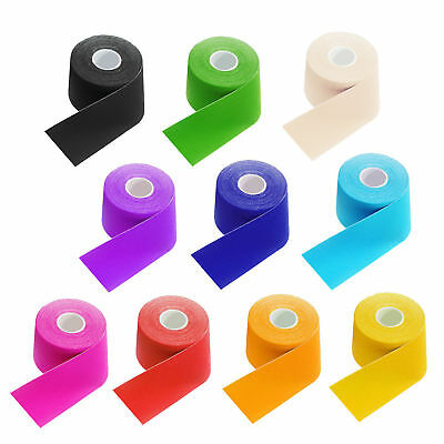 5-20 Stück Kinesiologie Tape Kinesiology Sport Tape Physiotape Tapes 5cm x 5m