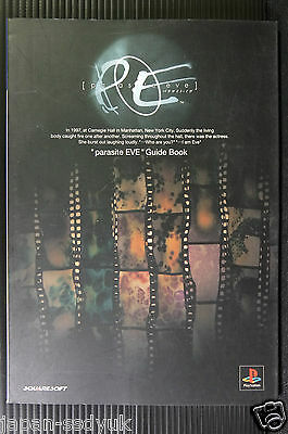 JAPAN Parasite Eve Guide Book