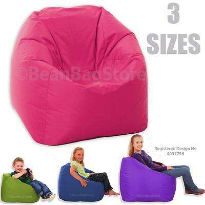 TUB BEANBAG Chair Children's Seat Kids Bean Bag LARGE MEDIUM SMALL Bedroom X