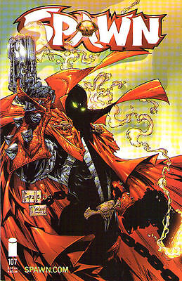 SPAWN #107 - Back Issue
