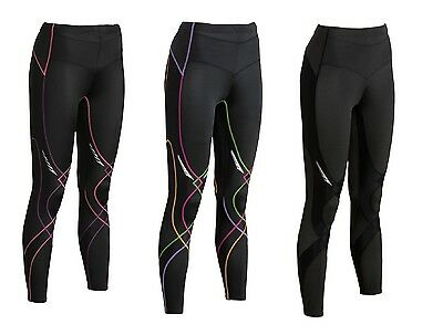 New CW-X Stabilyx Compression Tights Women Lady Sports Running ALL SIZES COLORS