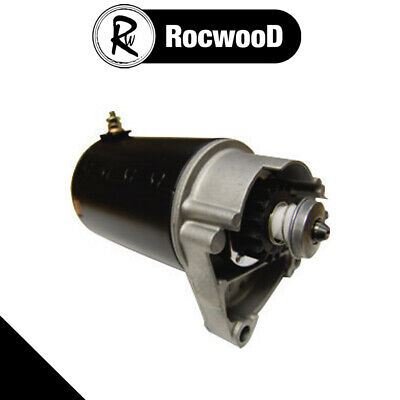 Starter Motor Fits Some Briggs And Stratton Engines, Replaces 394808 497596