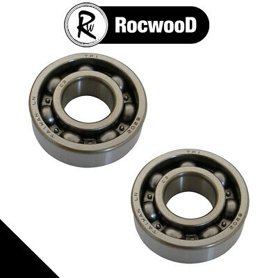 Crank Crankshaft Main Bearings Fits Partner Husqvarna K650 K750 K760 Cut Off Saw