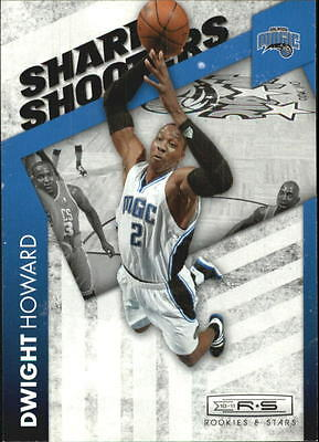 2010-11 Rookies and Stars Sharp Shooters #1 Dwight Howard