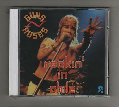 Guns N' Roses - Rockin' In Chile - 2Cd Live Con Siae Italia - Sigillato - Mint!!