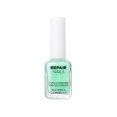 [The FACE Shop] Repair Nails 10ml No.2 Cuticle Remover Soin Des Cuticles