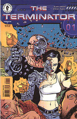 TERMINATOR #1 (of 4) - Back Issue