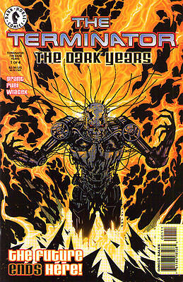 TERMINATOR The Dark Years (1999) #1 (of 4) - Back Issue