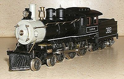 AHM Rivarossi Ho Scale Steam Locomotive 4-6-0 ICRR With Tender 382