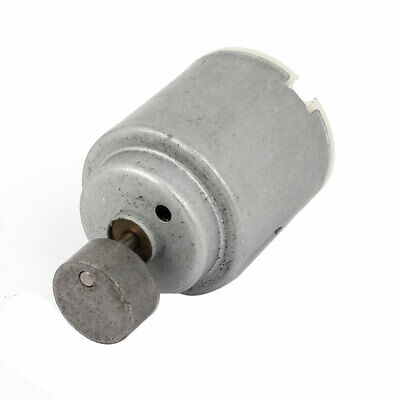 RC Helicopter Metal Shell Micro Vibration Motor R140 DC 1.5-6V 17000RPM