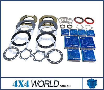 For Toyota Hilux LN106 Swivel Hub + Wheel Bearing Kit - KOYO